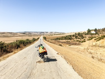 Near Souk El Arbaa, Morocco.