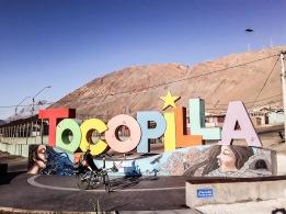 Tocopilla, Chile.