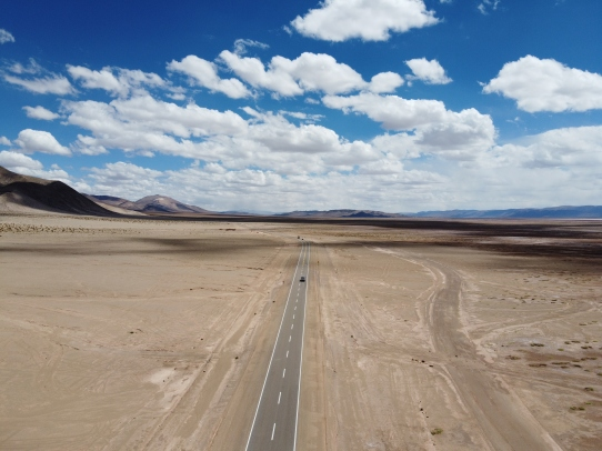 Ruta 52, near Olaroz, Argentina.