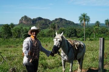 Near Yby Yau, Paraguay.